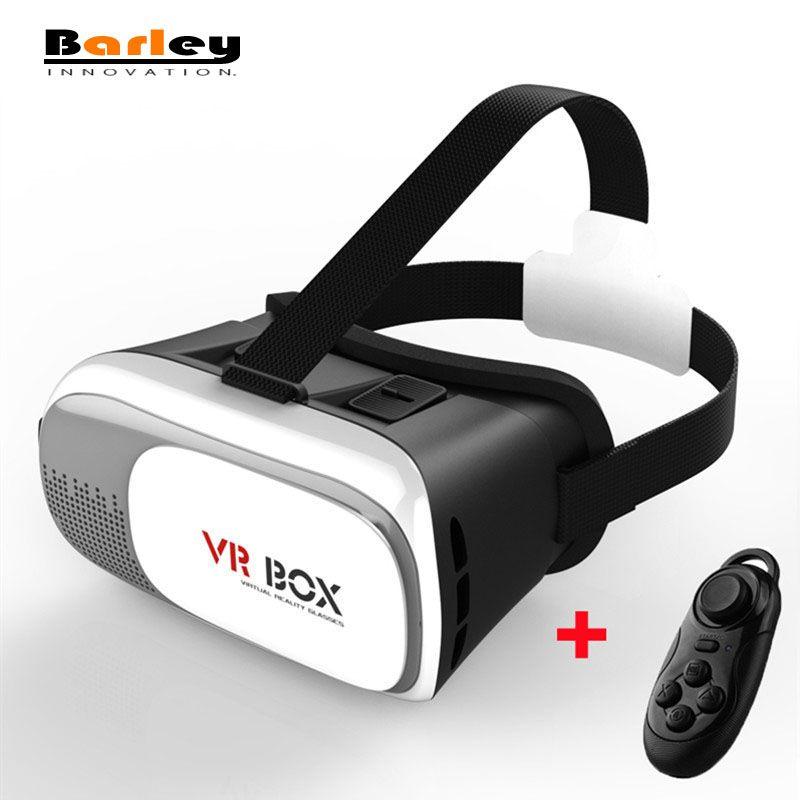 Vr Box Ii 2 Vrbox 3d Glasses Vr Headset Virtual Reality Lentes Helmet Pk Oculus Rift Dk2 Pc Sanal Gerceklik Game Gear Gamepad Virtual Reality Videos Virtual Reality Glasses Vr Box