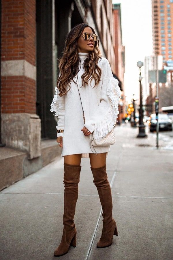 35 Must Have Outfits To Keep You Warm & Looking Go