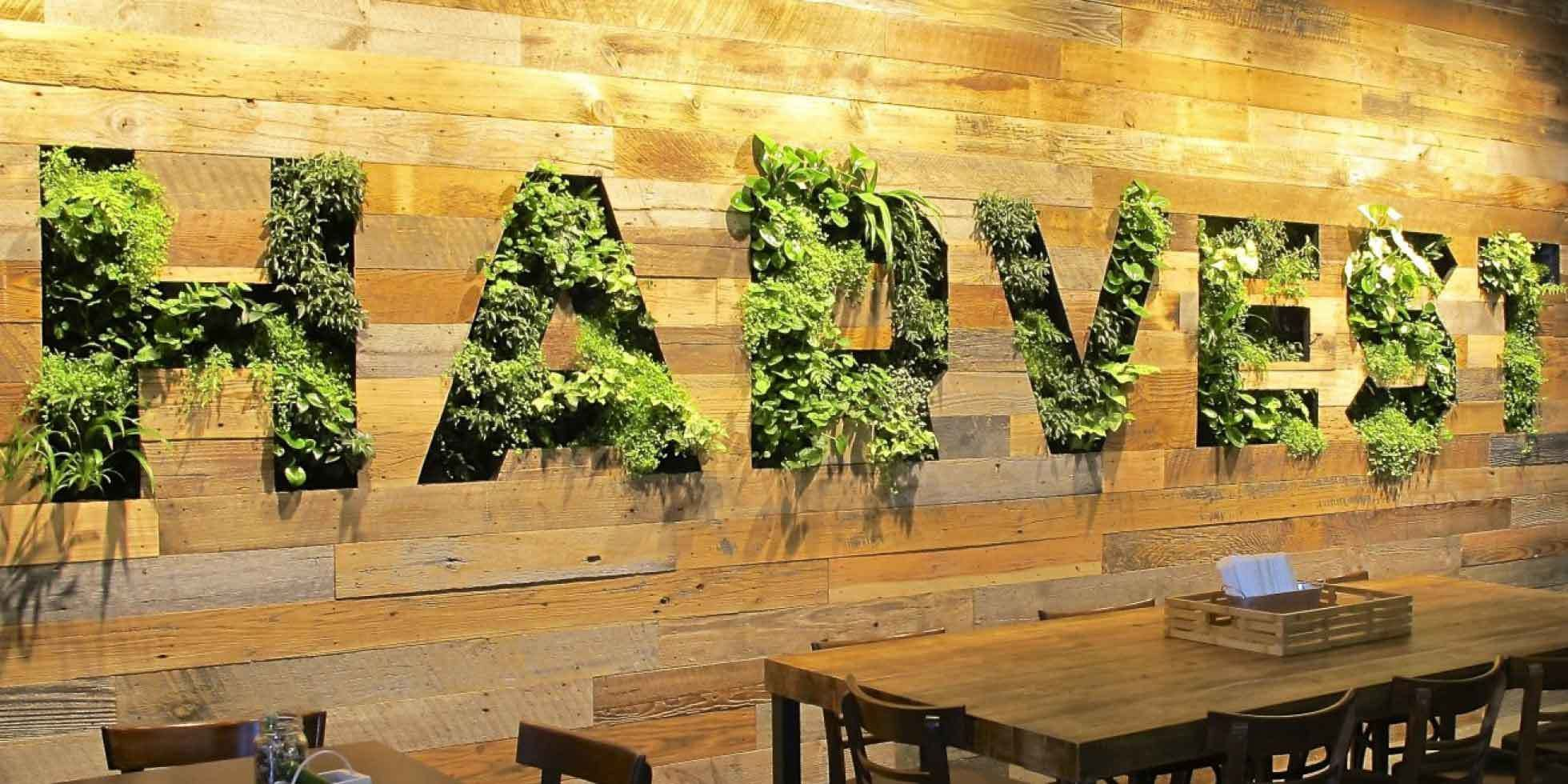 Facebook Living Wall by Habitat Horticulture - View 3 | вертикальное ...