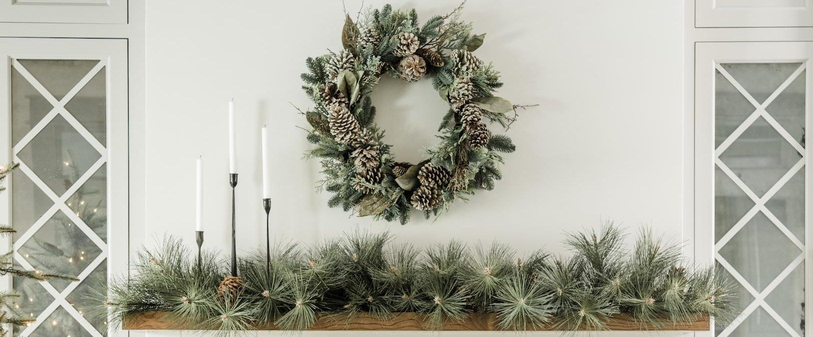 How to Decorate with Garland | Christmas | Pinterest | Decor ...