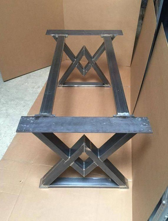 welding table images #Weldingtable | Dining table bases ...