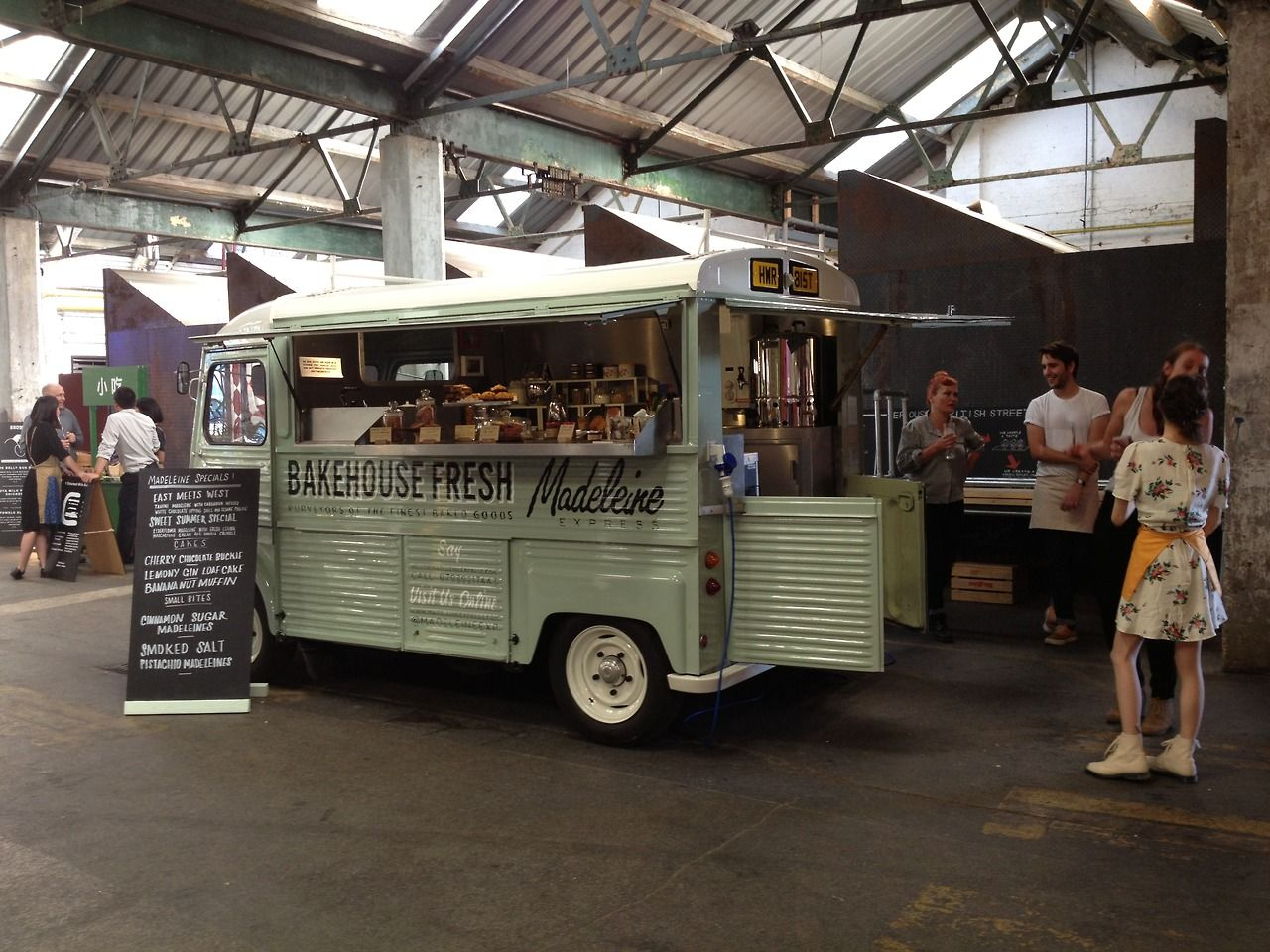 Alchemy Coffee Food Truck Win Free Kerb Lunches For The Entire Summer In 2019 Food
