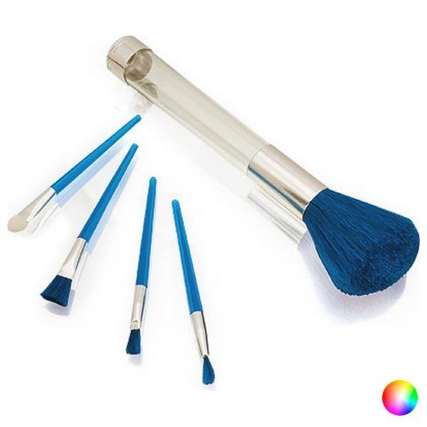 Photo of Set of Make-up Brushes (5 pcs) 143473 – Blue