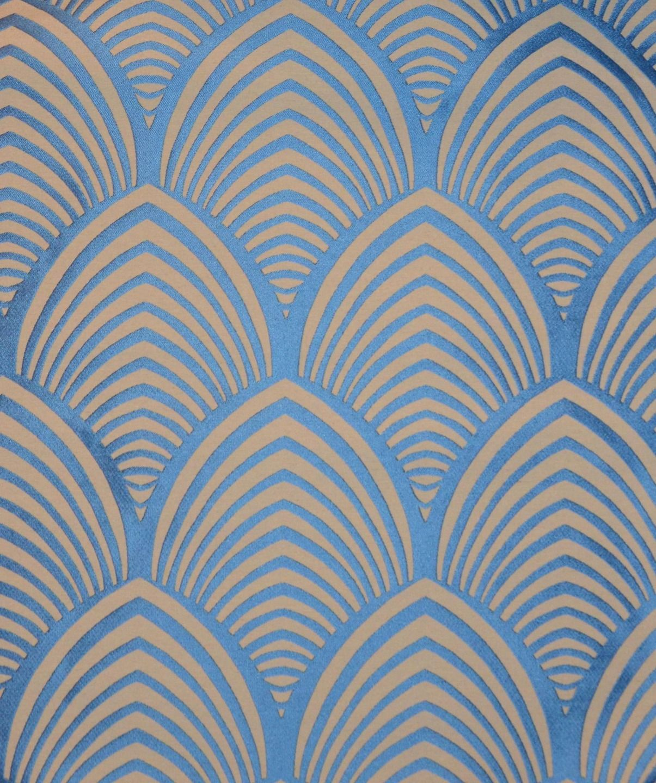 tissu edo th venon motif art deco 36 tissus pinterest. Black Bedroom Furniture Sets. Home Design Ideas