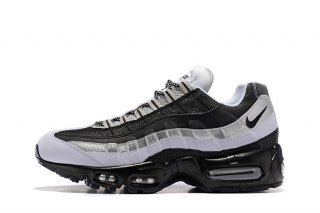 Nike Air Max 95 Essential Black Wolf Grey Classic Grey 749766 005 Mens  Athletic Sneakers 9a235a350
