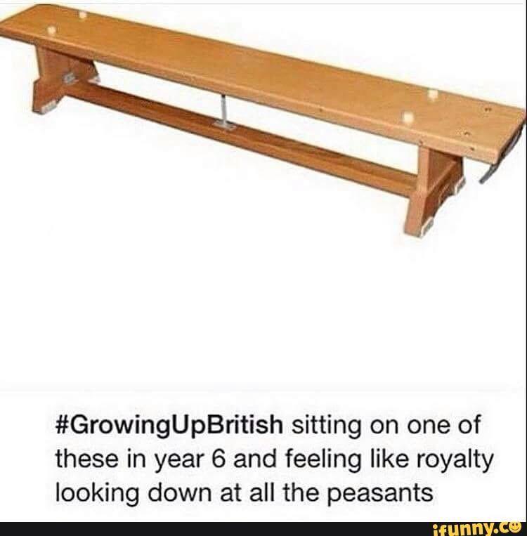 #growingupbritish hashtag on Twitter