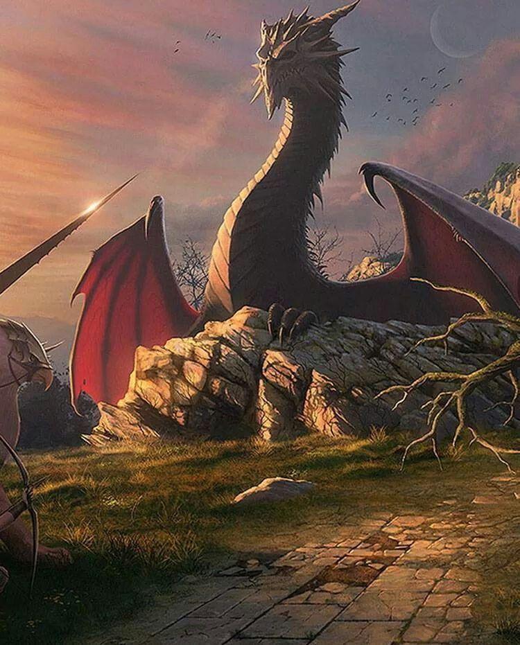 драконов картинки про драконов