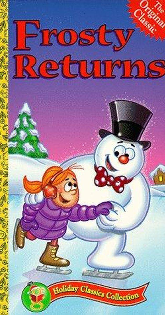 Frosty Returns (TV Short 1992) | Movie Time | Pinterest