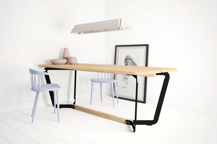 Stringer Table By Bas Vellekoop Furniture Retail Design