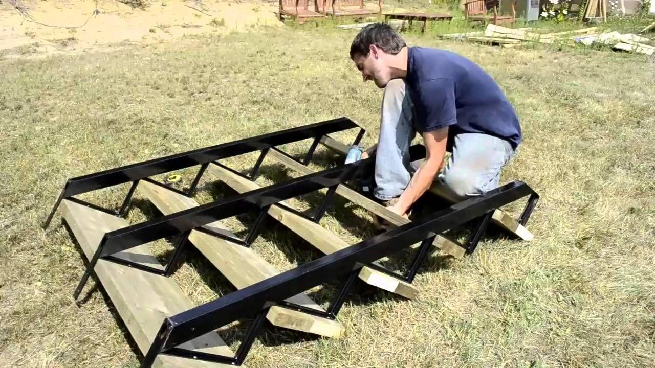 Best Pylex Steel Stringer Installation Installation Limon D 400 x 300