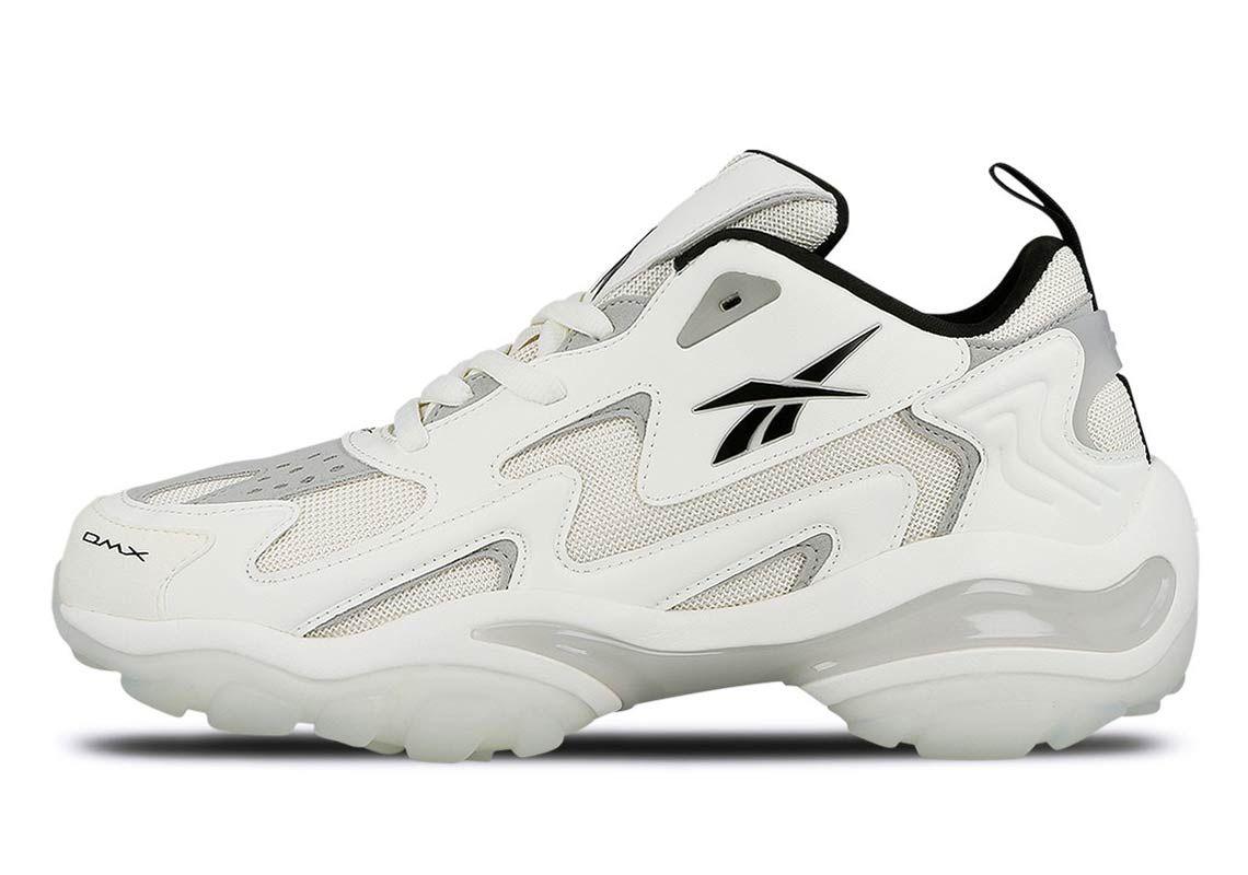 Reebok DMX 1600 White Black Grey Store