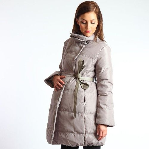 Images of Maternity Winter Coats - Reikian