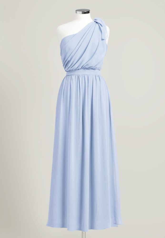 7d724fc454e Bridesmaids    Ann Dress by Union Station in Powder  rent.  45 sample sale  ...