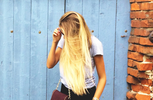 Blondie  #weheartit -  #blondy -  #yolo,  #hair  holiday  love
