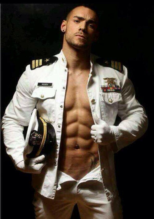 Pin On Men In Uniform