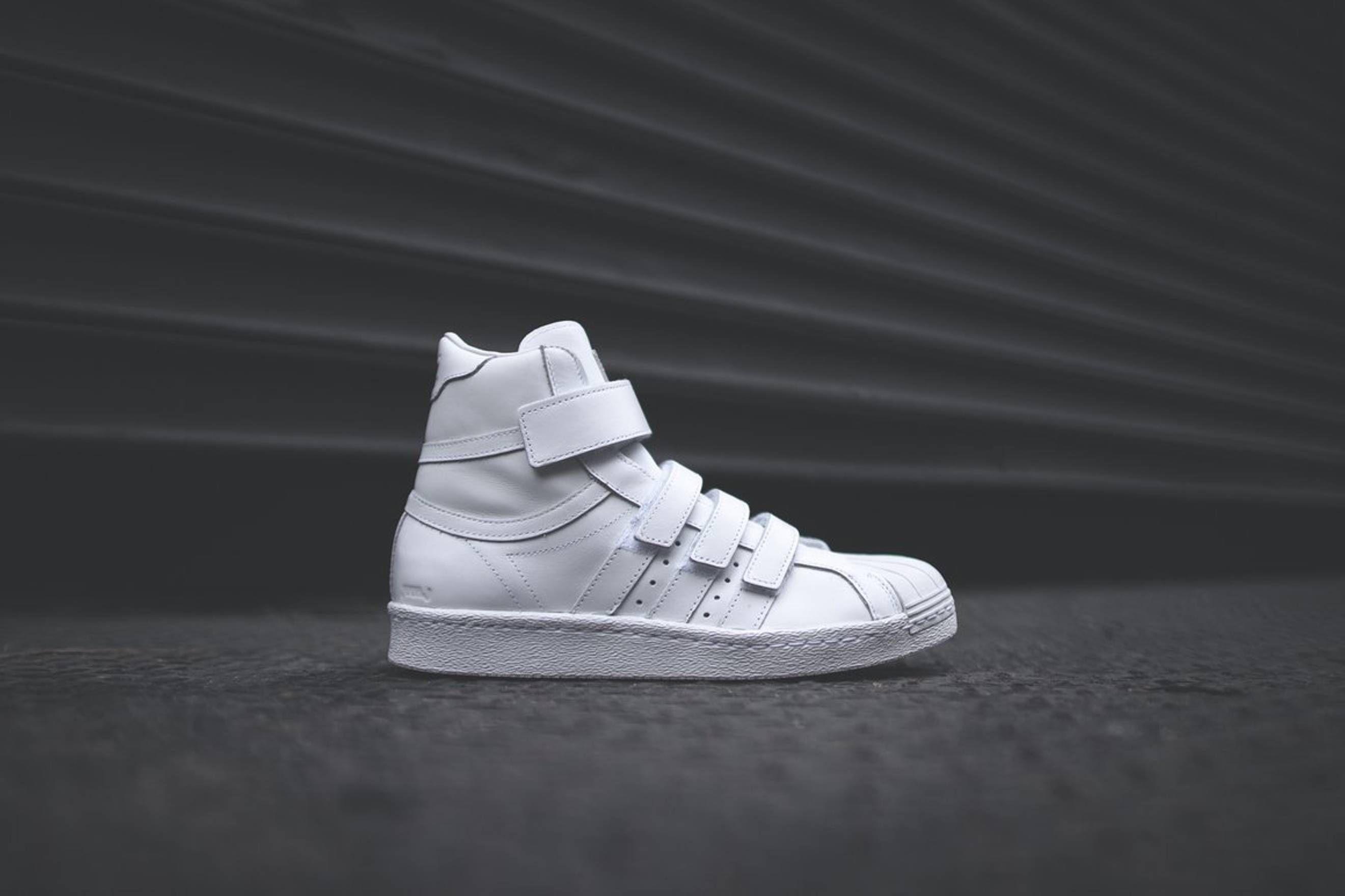 adidas (modello 80 - usa / ue 39 di scarpe taglia bianco