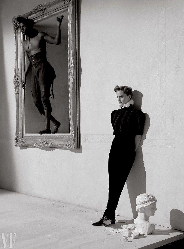 Emma Watson Vanity Fair March 2017 Photoshoot