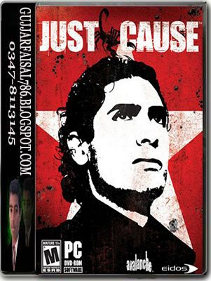 Just Cause 1 Highly Compressed Game Free Download Full Version For