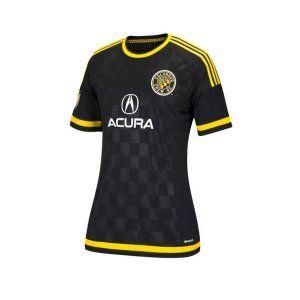 2017 Cheap Women Jersey Columbus Crew SC Away Replica Football Shirt [AFC50]