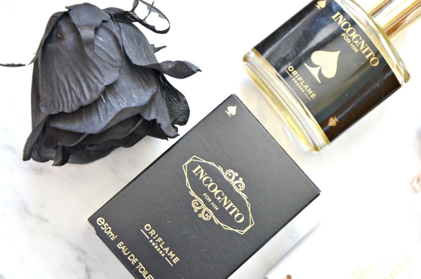 Oriflame Incognito Toaletna Voda Zanj In Zanjo Angels Beauty Incognito Perfume