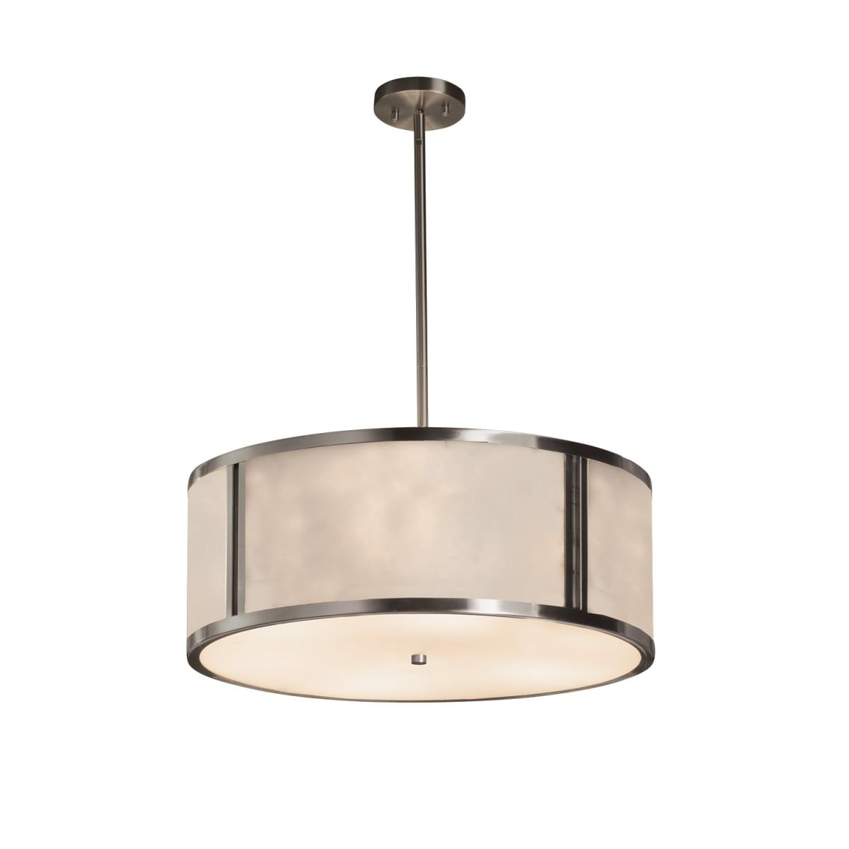 Justice Design Group Cld 9542 Drum Chandelier Drum Pendant