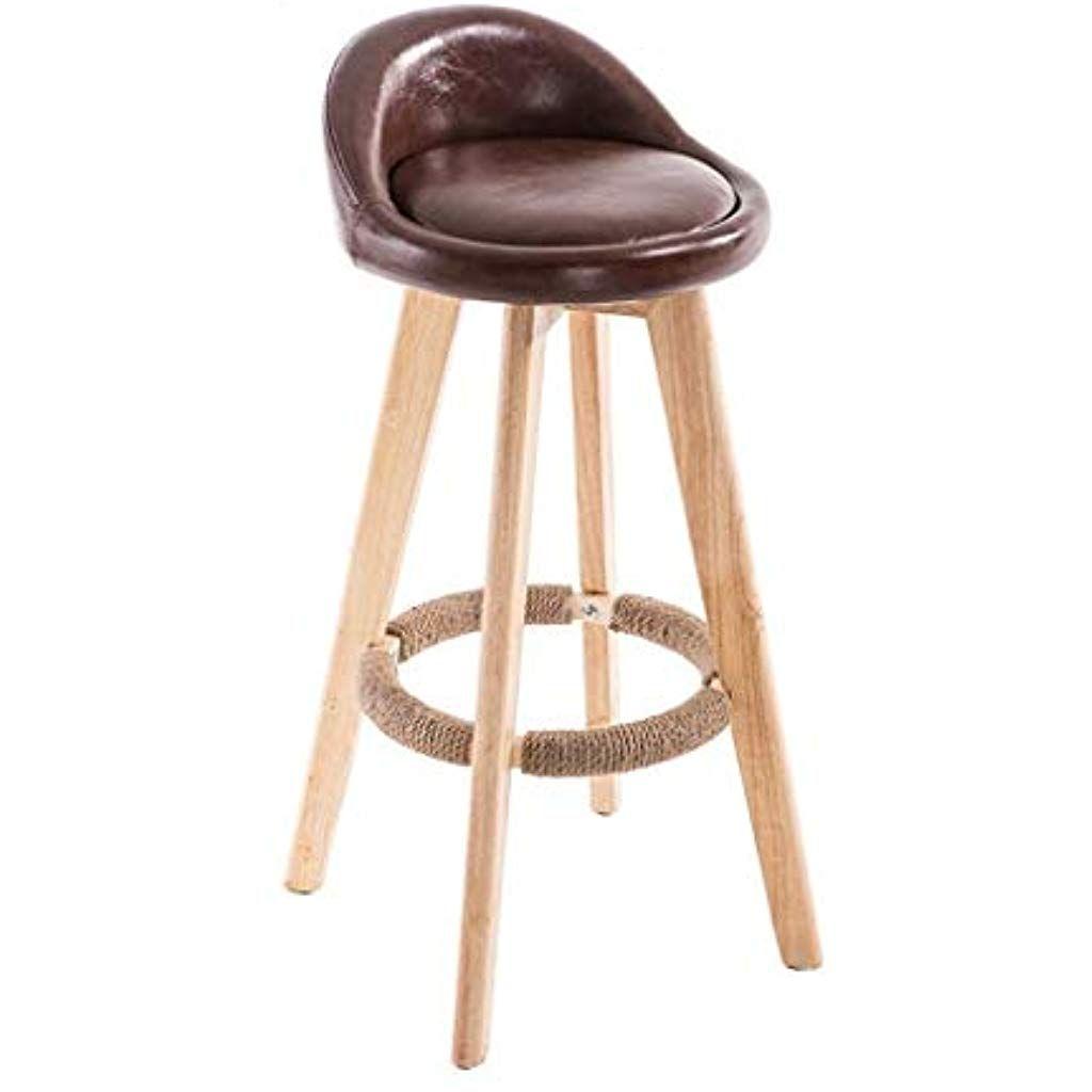 Tabouret De Bar Sizecreative Bar Rotating Chaise Retro Accueil