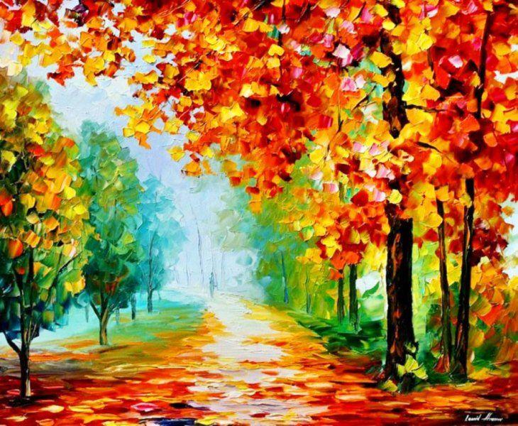 Paisajes Pintados Paisaje Para Pintar Pintura Al Oleo Paisajes Pinturas