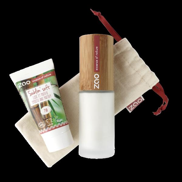 ZAO Makeup Sublim' Soft Primer Glow Organic Organic