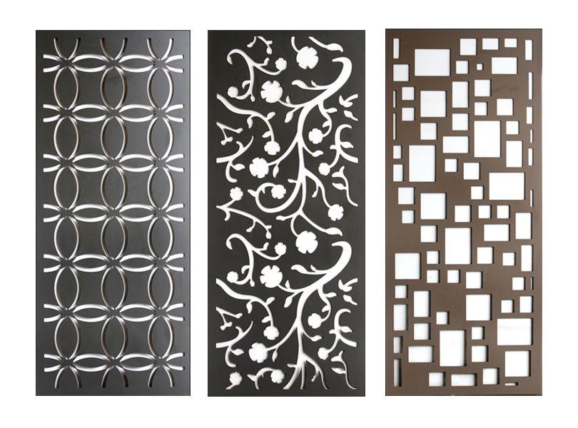 Laminex alfresco decorative screens uno australia for Decorative privacy screen