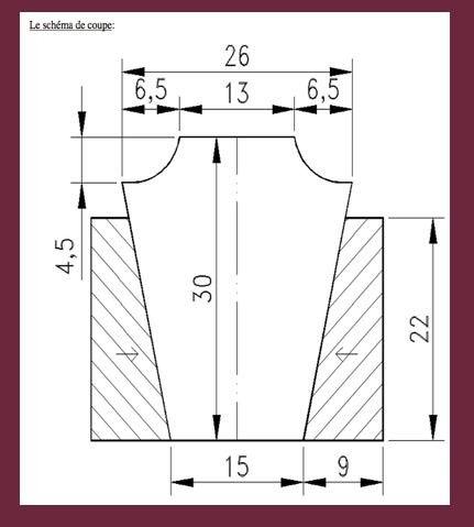 Pour fabriquer un porte collier astuces pinterest - Fabriquer porte collier ...