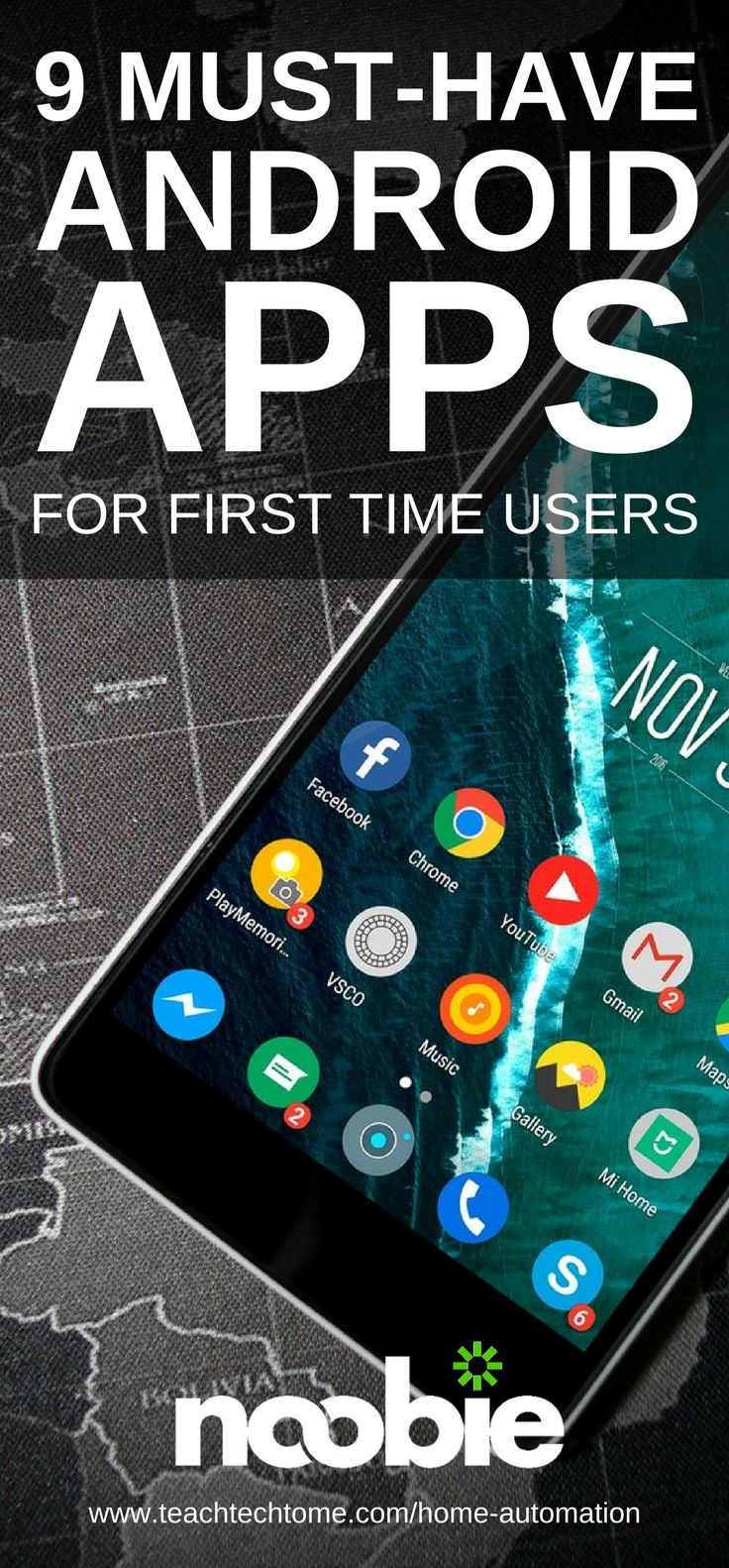 MustHave Android Apps for FirstTime Users Android