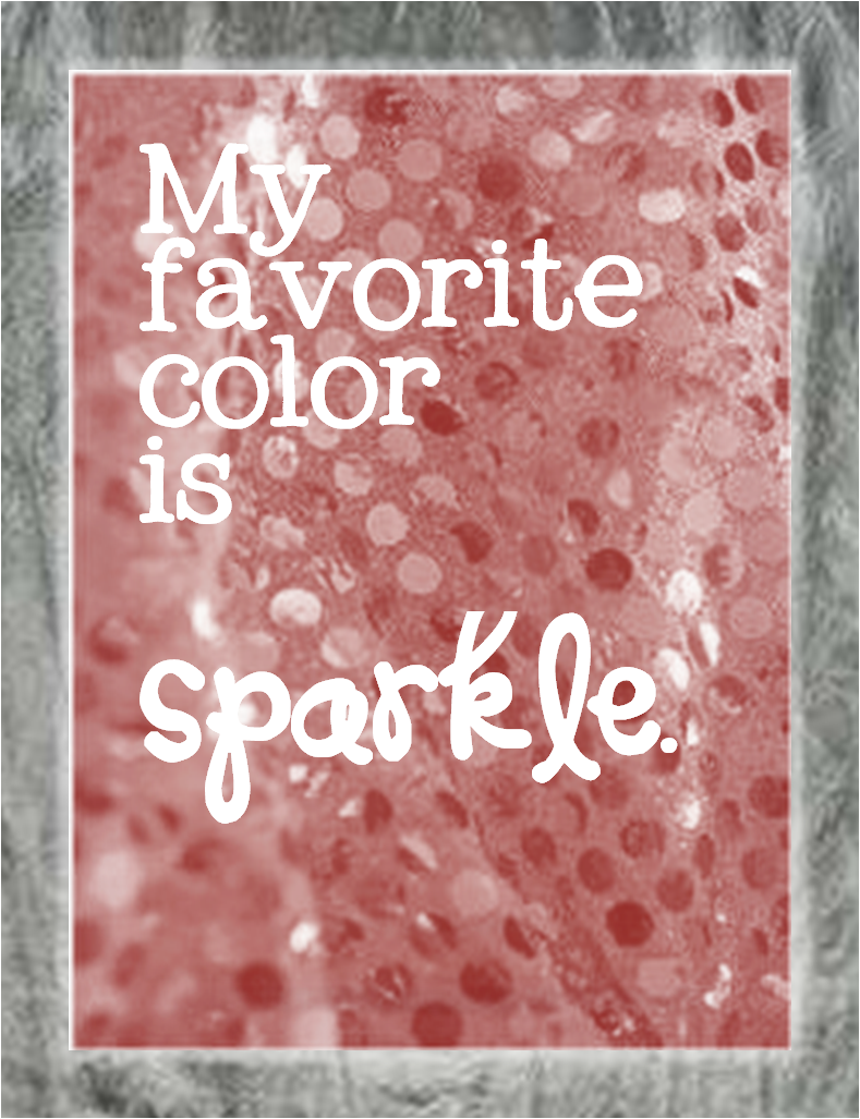 My favorite color is Sparkle | Sparkle and Shine ✨ ✨ | Pinterest ...
