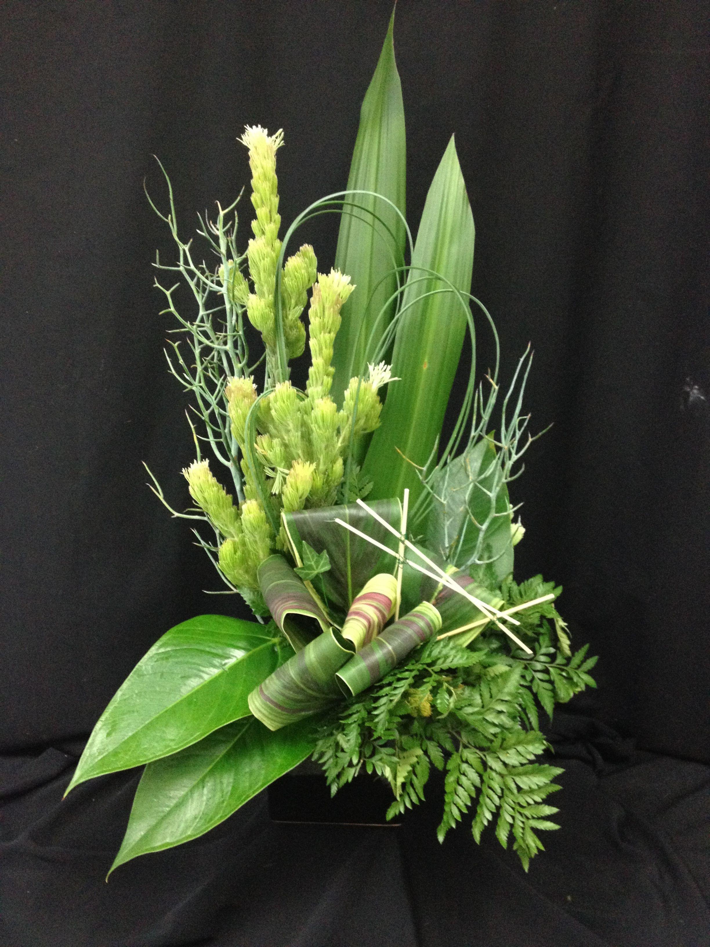 foliage urn arrangement arranjos florais pinterest