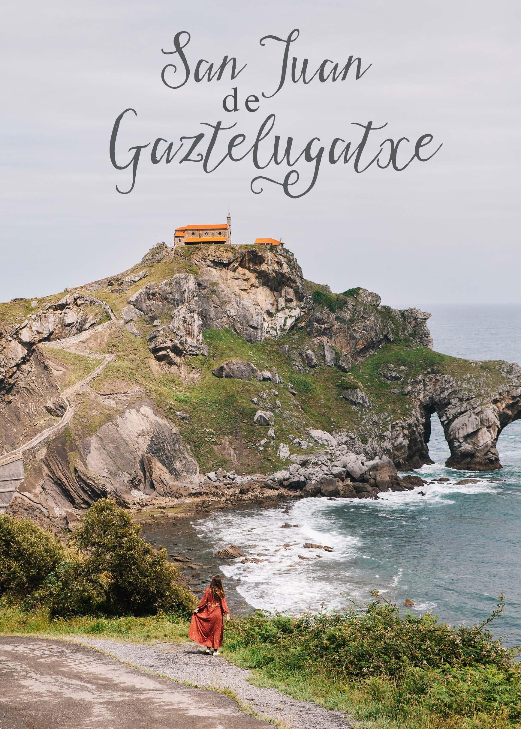 San Juan De Gaztelugatxe Es Un Lugar Mágico Del Pais Vasco Un Entorno Natural Maravilloso Junto Con Historias De Brujas Y Pirata Gaztelugatxe Viajes País Vasco