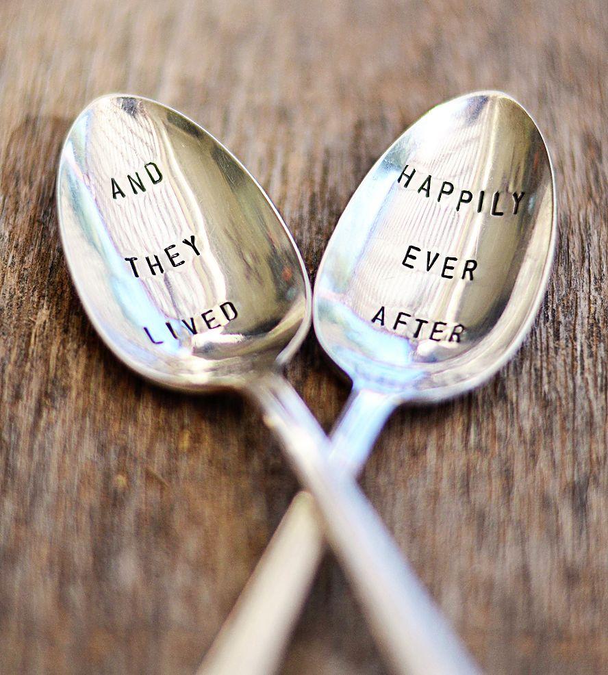 Vintage Silver Wedding Spoons Vintage silver Spoon and Weddings