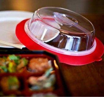 Leftover Plate Topper