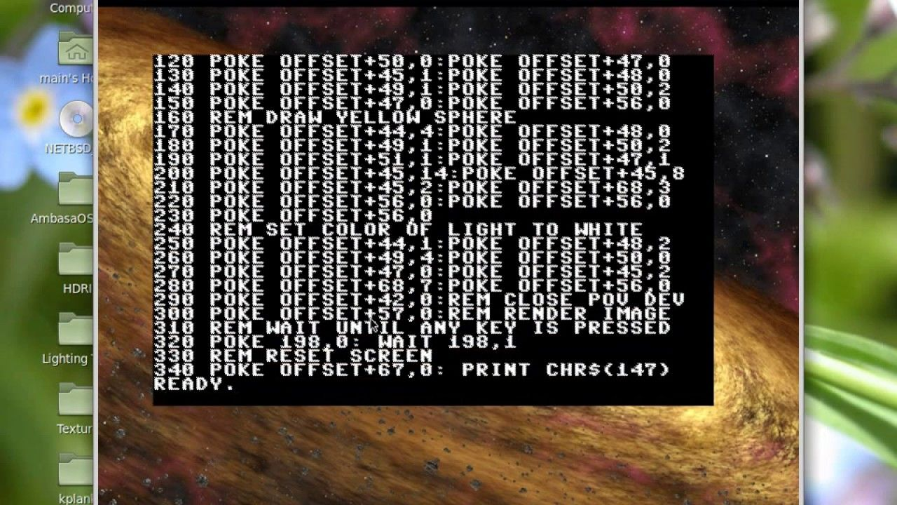 Commodore 64 basic v2 example code 4 in 2020 coding