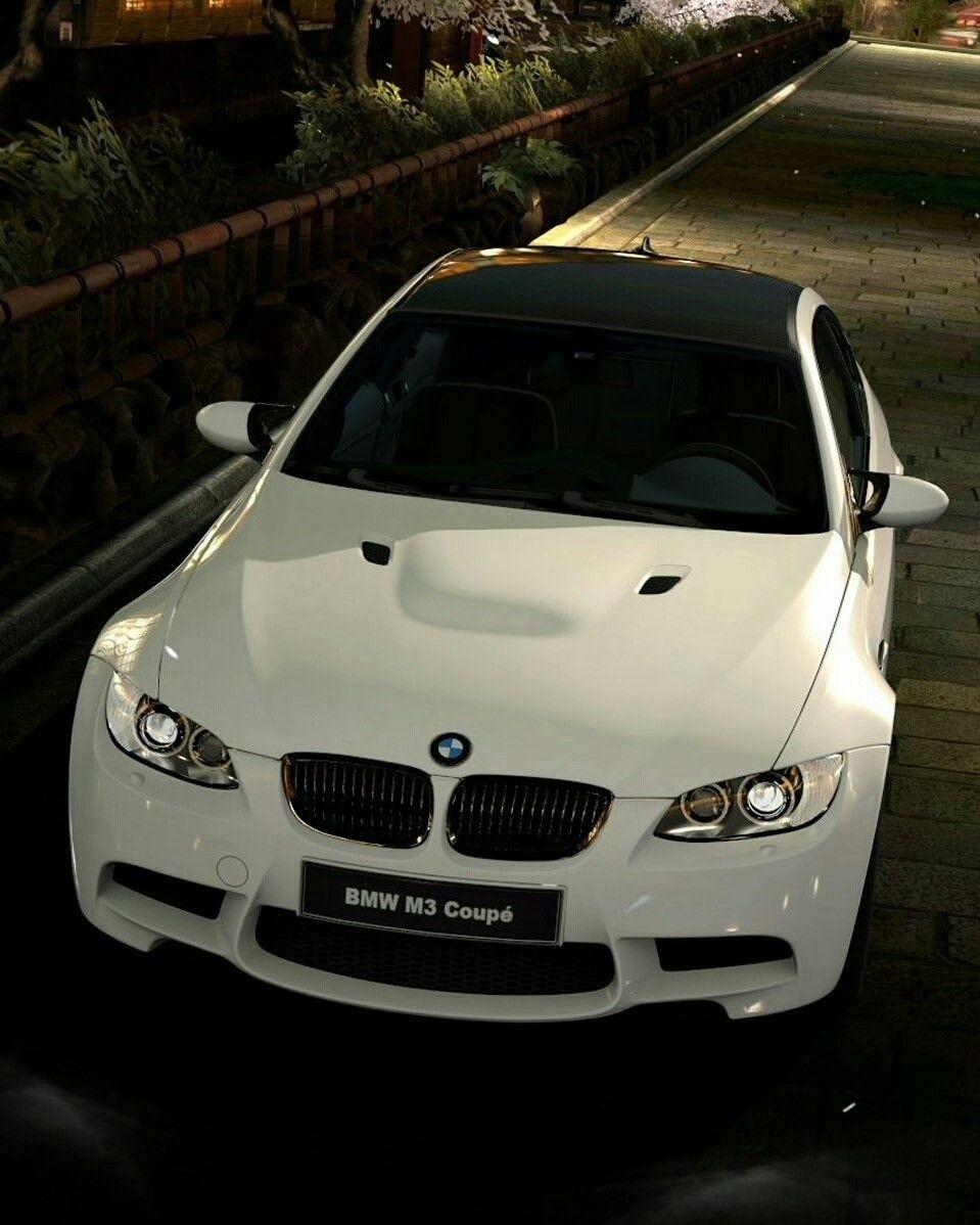 Alpine White BMW M3 e92... Αυτοκίνητα