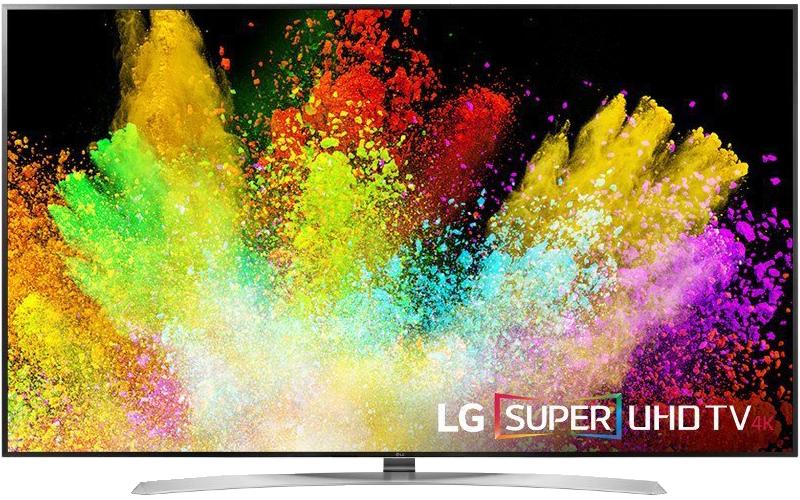 LG 86SJ9570 86Inch 4K Ultra HD Smart LED TV (2017 Model)