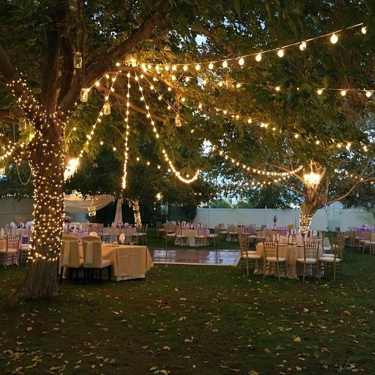 Best backyard wedding reception menu ideas one and only kennyslandscaping... -