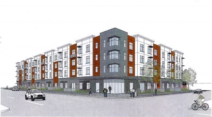 A Developers Plan For A Four Story Apartment Complex Near Bancroft Middle School Is Drawing A Mixture Of Support For Housing And Concern About Traffic