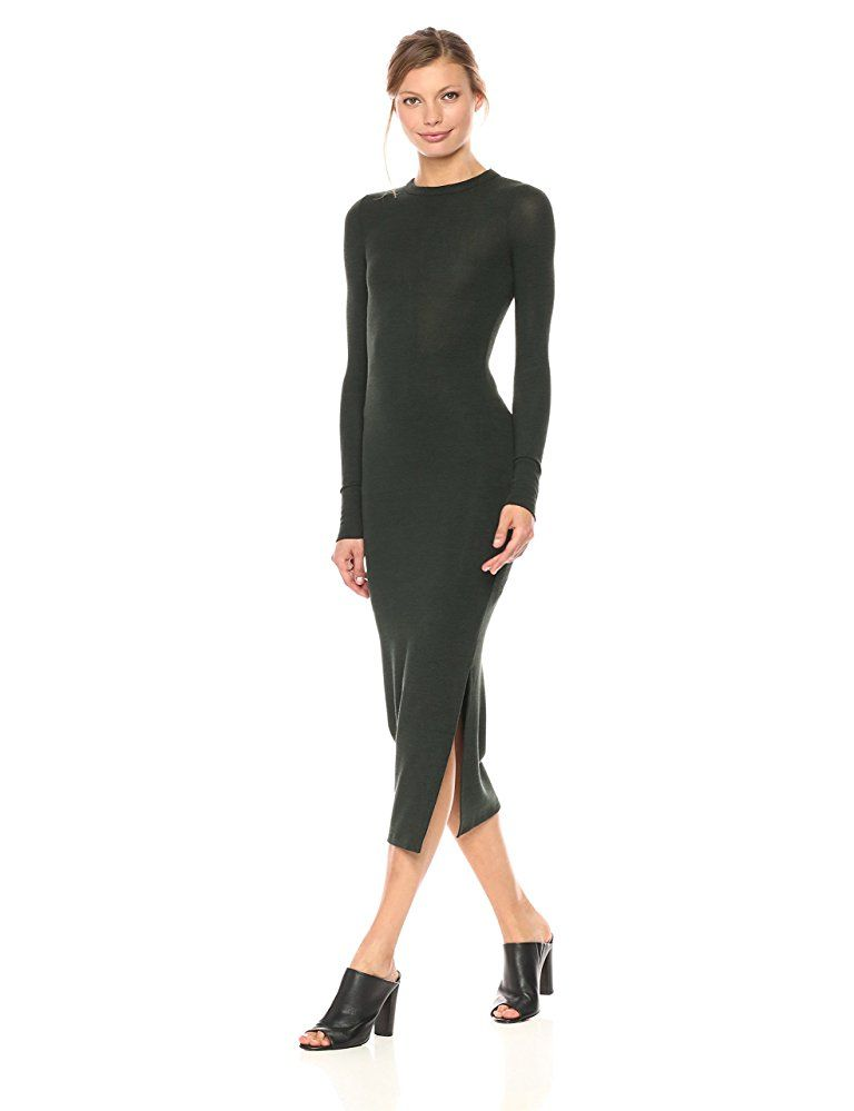 French Connection Damen Kleid Sweeter Sweater, - silvester ...