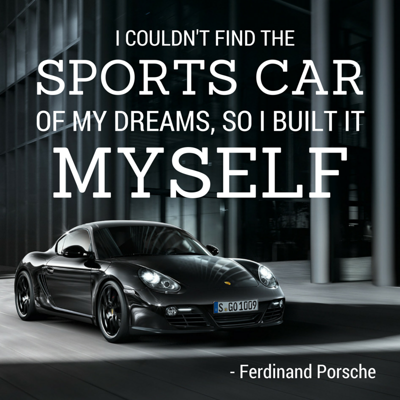 I Couldn T Find The Sports Car Of My Dreams So I Built It Myself