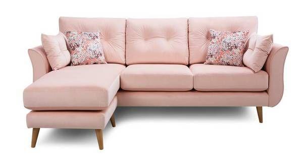 Ella 4 Seater Lounger Sofa Sofa Dfs Sofa Lounger
