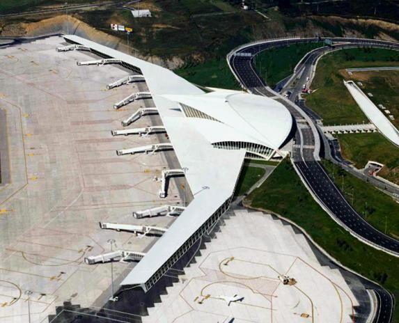 Image result for Sondika bilbao airport