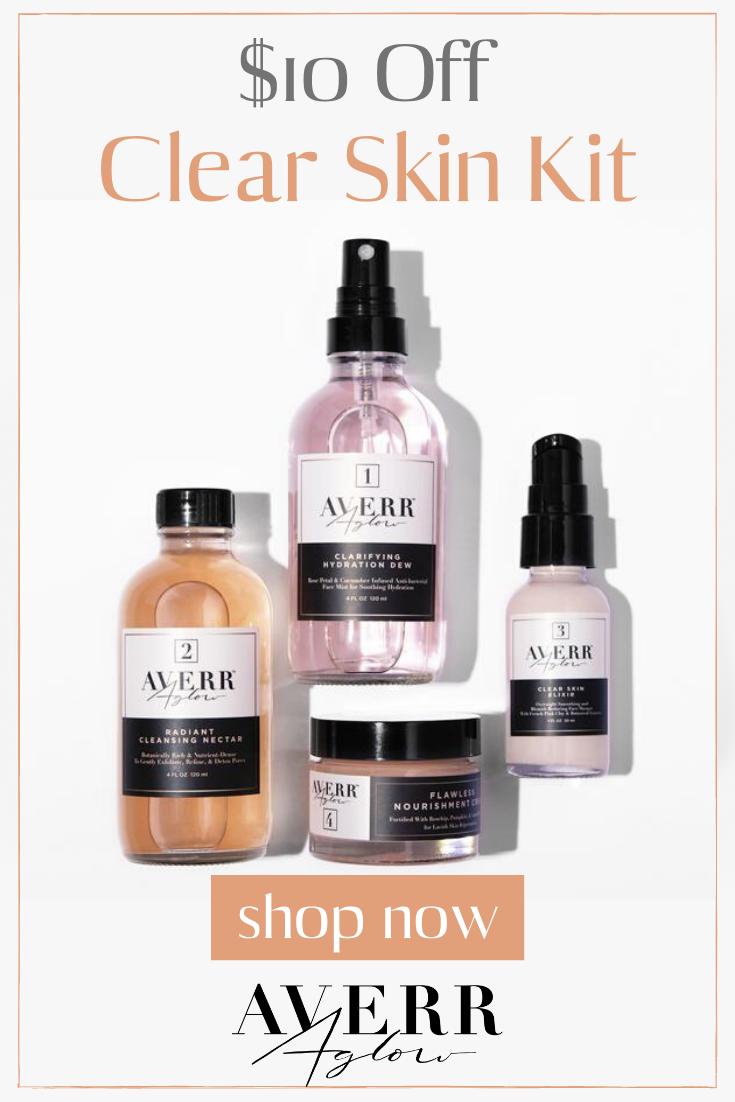 clear skin kit