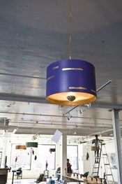Store - Beacon Industries KC. Makes lights out of drum shells.
