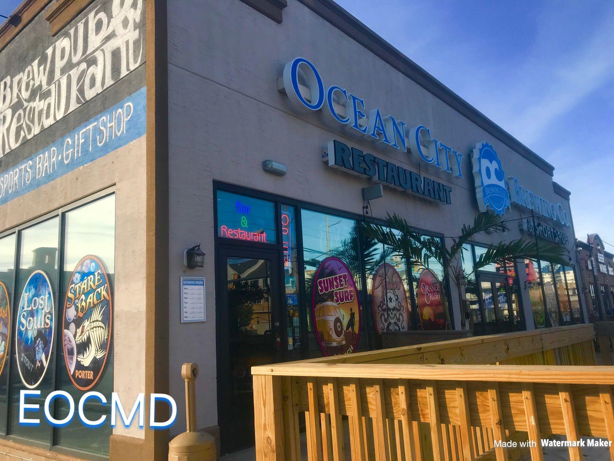 restaurants ocean city md open