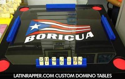 Lovely 2 DOMINO TABLES NEEDED FOR TOURNAMENT