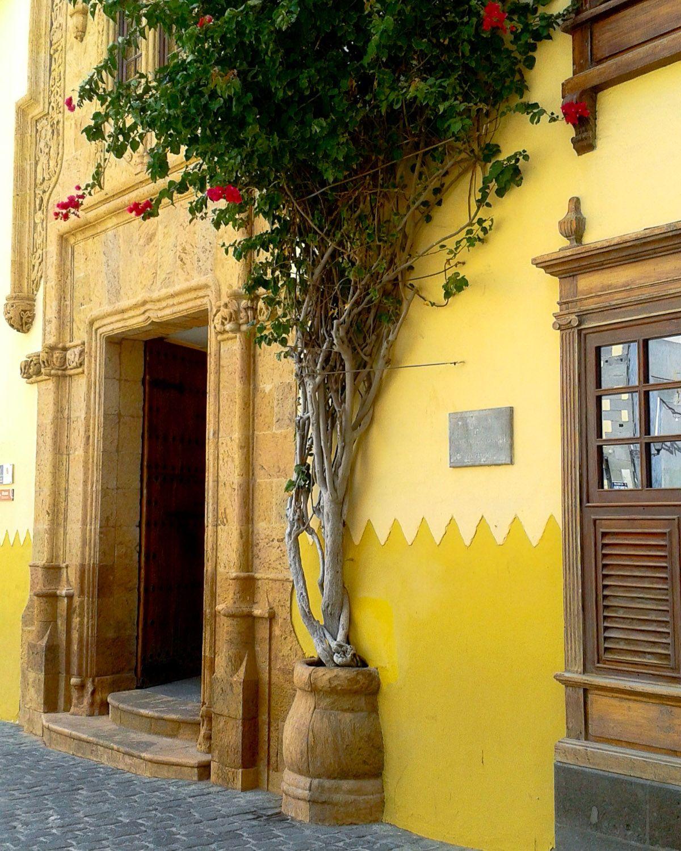 Casa de Colón en Las Palmas de Gran Canaria Las palmas